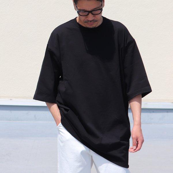 画像2: VORTEX 8オンス(MVS天竺)バルーンヘムアジャスター付 ロングTee【MADE IN JAPAN】『日本製』/ Upscape Audience