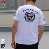 """【RE PRICE / 価格改定】Harvard """"3面""""プリントTEE【Audience】"""