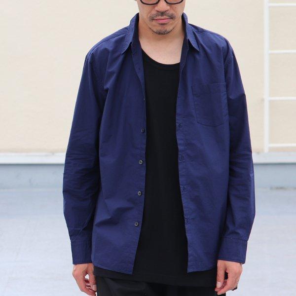 画像2: 【RE PRICE/価格改定】スーピマタイプライターナショナルコスチュームレギュラーカラーL/Sシャツ【MADE IN JAPAN】『日本製』/ Upscape Audience