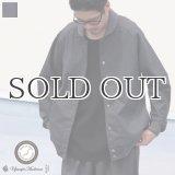 ギャバジンストレッチ XL スタジャン【MADE IN JAPAN】『日本製』【送料無料】 / Upscape Audience