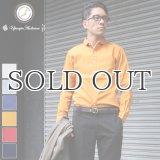オックスフォードショールカラーワンカラーボタン長袖シャツ【MADE IN JAPAN】『日本製』 / Upscape Audience