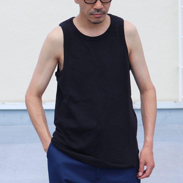 画像2: 吊編天竺 丸胴ロングタンクトップ【MADE IN TOKYO】『東京製』/ Upscape Audience