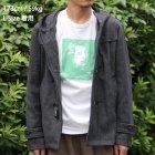 More photos2: 840g ピュアウールメルトンショートダッフルジャケット 【送料無料】 / Audience