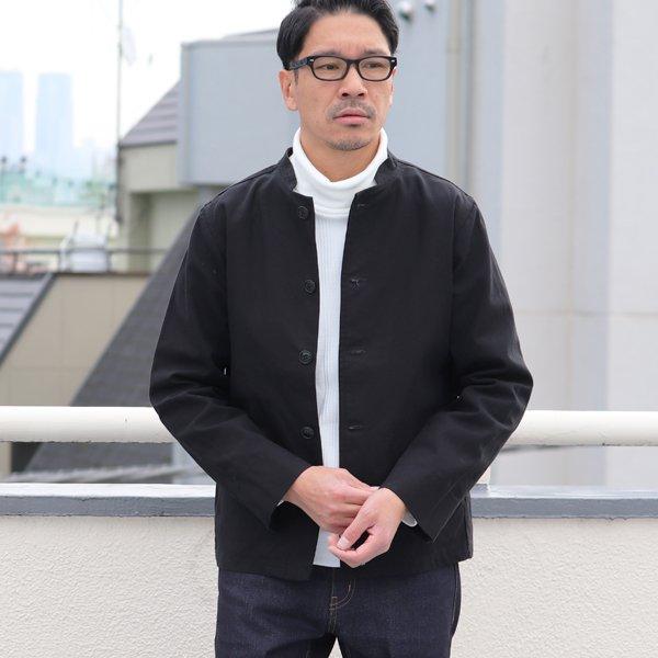 画像2: 【RE PRICE / 価格改定】ヘビーオックスオフィサージャケット【MADE IN JAPAN】『日本製』 / Upscape Audience