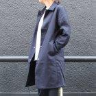 More photos2: コーマウェザールーズフィットコーチステンカラーコート[Lady's]【MADE IN JAPAN】『日本製』【送料無料】  / Upscape Audience