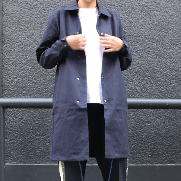 画像2: コーマウェザールーズフィットコーチステンカラーコート[Lady's]【MADE IN JAPAN】『日本製』【送料無料】  / Upscape Audience