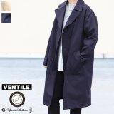 """""""VENTILE""""ギャバロングトレンチコート[Lady's]『日本製』【送料無料】  / Upscape Audience"""