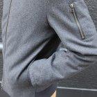 More photos1: 610gウールメルトン裏ダイヤキルトMA-1ジャケット【送料無料】 / Audience【取寄せ対応可能】