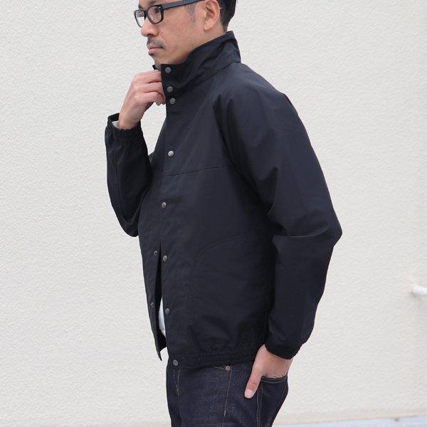 画像2: 3レイヤー撥水透湿ナイロンコーチジャケット【MADE IN JAPAN】『日本製』【送料無料】  / Upscape Audience
