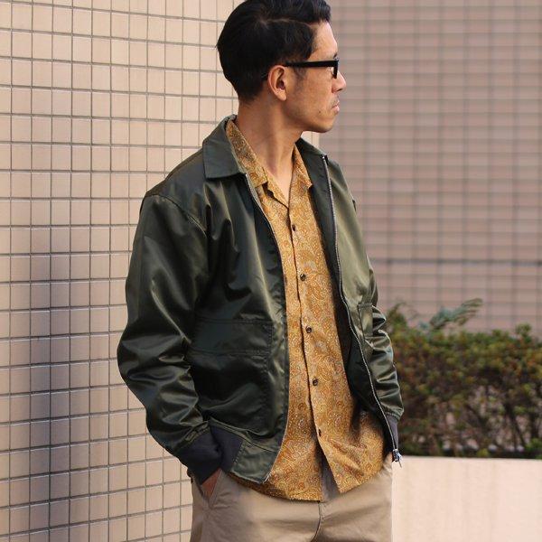 画像2: プレミアムナイロンフライトジャケット【MADE IN JAPAN】『日本製』【送料無料】 / Upscape Audience