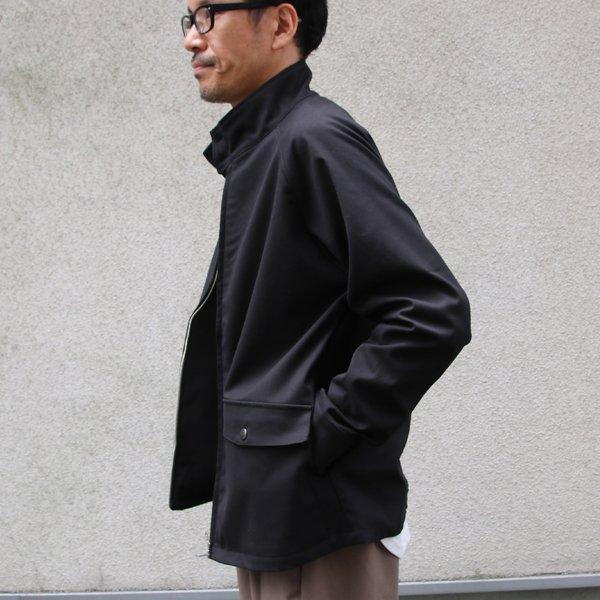 画像2: ギャバジンストレッチG9ジャケット【MADE IN JAPAN】『日本製』【送料無料】/ Upscape Audience【ご予約・10月上旬予定】