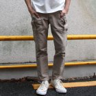 More photos3: 【RE PRICE / 価格改定】ヨコムラバックサテンベイカーアンクルパンツ【MADE IN JAPAN】『日本製』 / Upscape Audience