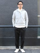 More photos2: ギャバジンストレッチワイドテーパードイージーパンツ【MADE IN JAPAN】『日本製』【送料無料】 / Upscape Audience
