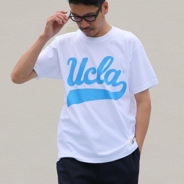 """画像2: 6.2オンス丸胴BODY UCLA""""UCLAオールドプリント""""TEE / Audience"""