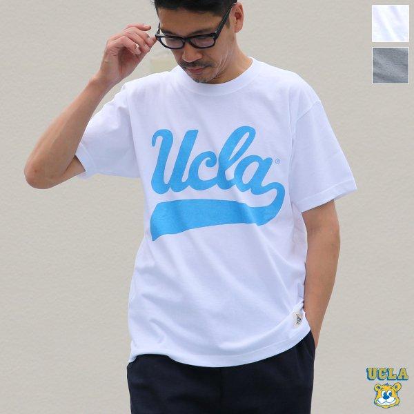 """画像1: 6.2オンス丸胴BODY UCLA""""UCLAオールドプリント""""TEE / Audience"""