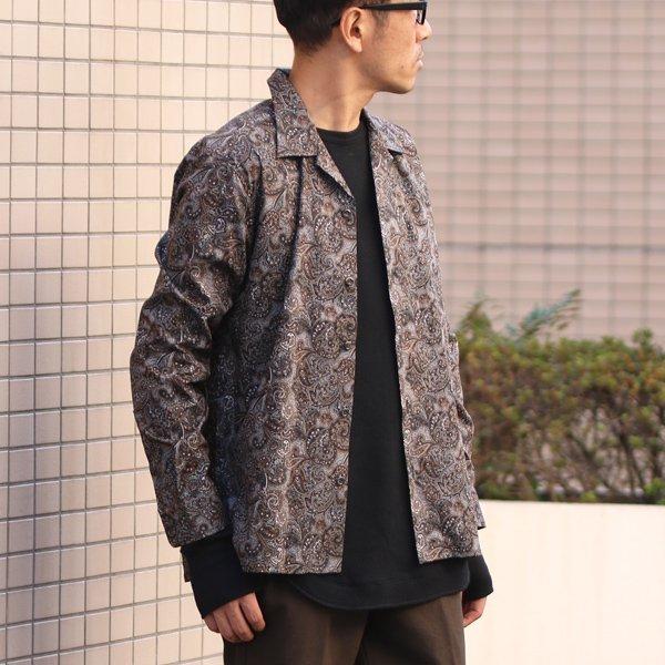 画像2: 度詰ワッフル クルーネック ロングフィンガーホール LS【MADE IN JAPAN】『日本製』/ Upscape Audience