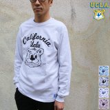 "UCLA""California BERA"" 6oz米綿丸胴L/S Tee/ Audience"