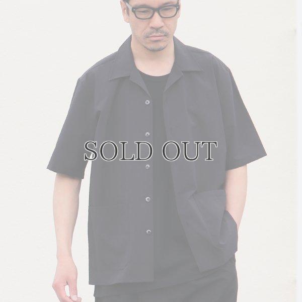 画像2: SOLOTEX(ソロテックス)DRY サッカーギンガム オープンカラー ハーフスリーブシャツ【MADE IN JAPAN】『日本製』/ Upscape Audience