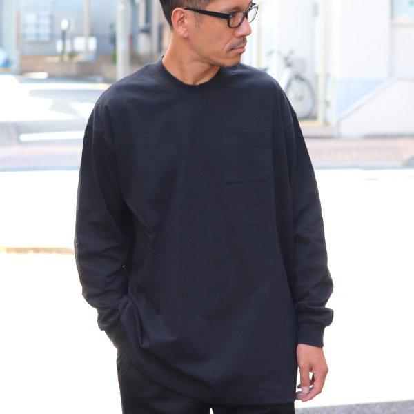 画像2: VORTEX(MVS天竺)クルーネック XL 長袖Tee『MADE IN JAPAN』『日本製』 / Upscape Audience【一部ご予約:11月中旬頃入荷予定】