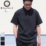 VORTEX 8オンス(MVS天竺) ボタンダウン レギュラーポロシャツ【MADE IN JAPAN】『日本製』/ Upscape Audience