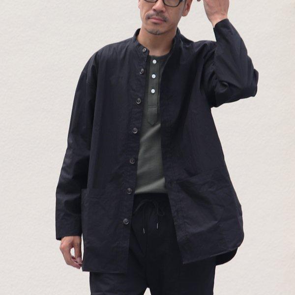 画像2: グリストーンW コットンナイロン高密度ギャバ ガーデニングコート『MADE IN JAPAN』『日本製』【送料無料】Upscape Audience【ご予約・8月3日入荷予定】