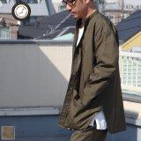グリストーンW コットンナイロン高密度ギャバ ガーデニングコート『MADE IN JAPAN』『日本製』【送料無料】Upscape Audience【一部ご予約・8月下旬頃入荷予定】