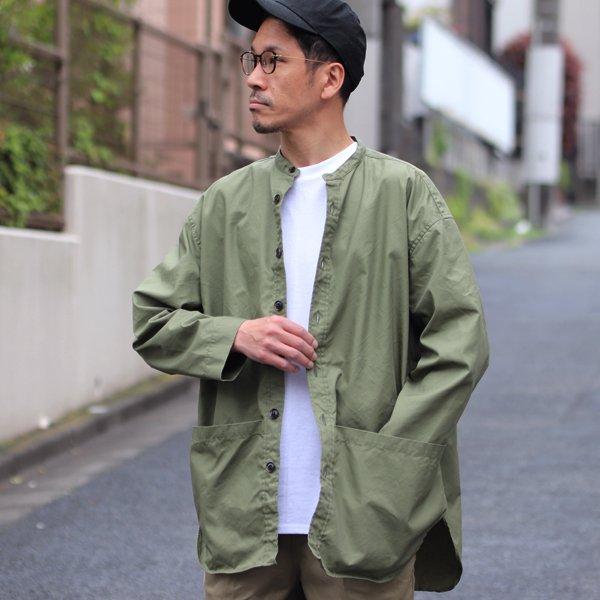 画像2: グリストーンW コットンナイロン高密度ギャバ ガーデニングコート『MADE IN JAPAN』『日本製』【送料無料】Upscape Audience【ご予約:8月下旬〜9月中旬頃 / 10月上旬頃】