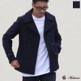 610gウールメルトン サーモライト中綿Pコート 【送料無料】 / Audience
