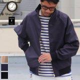 VENTILE(ベンタイル)40/2耐水撥水ギャバ ハリントンジャケット【MADE IN JAPAN】『日本製』【送料無料】 / Upscape Audience
