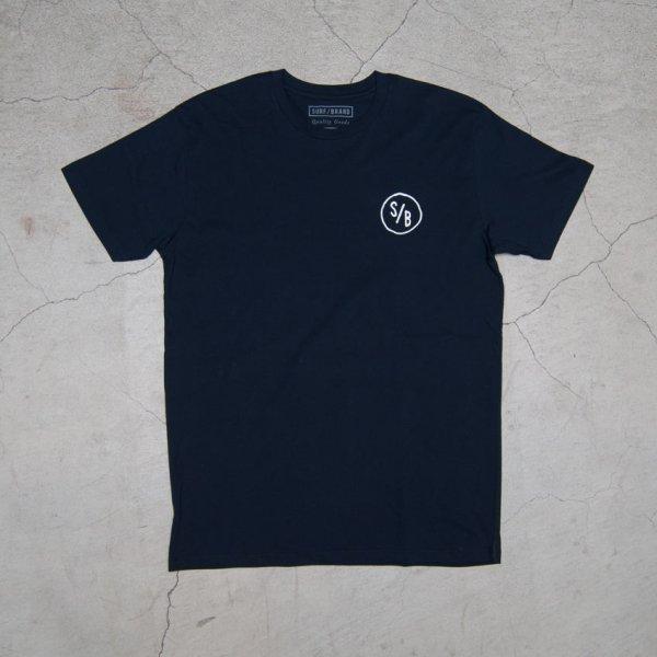 """画像2: """"TRAVEL"""" 半袖Tシャツ / SURF/BRAND"""