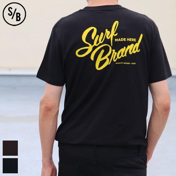 """画像1: """"MADE"""" 半袖Tシャツ / SURF/BRAND"""