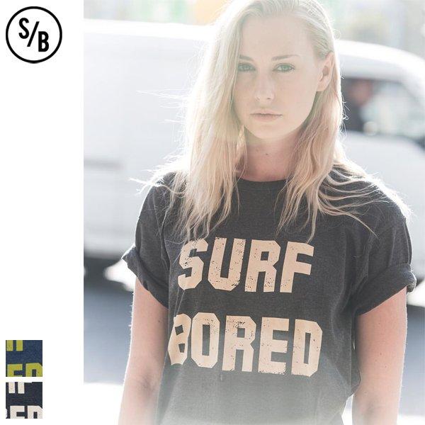 """画像1: """"BORED"""" 半袖Tシャツ / SURF/BRAND"""