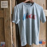 """NICE"" Print Tシャツ【MADE IN U.S.A】『米国製』 / WOLVES KILL SHEEP"
