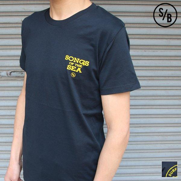 """画像1: """"WAX-TEE""""半袖Tシャツ / SURF/BRAND"""