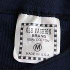 More photos3: OLD FASHION (オールドファッション) サーマルリブヘンリーネックカットソー【MADE IN U.S.A】『米国製』/ デッドストック