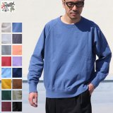 Riding High(R205-0301) / 7.5 oz. USA FLEECE RAGLAN SWEAT【MADE IN JAPAN】『日本製』