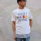 More photos2: Riding High / HANDLE EMBROIDERY S/S TEE(NICE)【MADE IN JAPAN】『日本製』