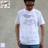 EggSand BY Doodles×RIDING HI Print  S/S Tee(HOLIDAYS BEST)