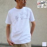 EggSand BY Doodles×RIDING HI Print  S/S Tee(ALONE)