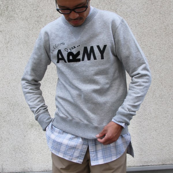 画像2: Riding High / P&F Crew Sweat L/S(R193-0305)【MADE IN JAPAN】【送料無料】