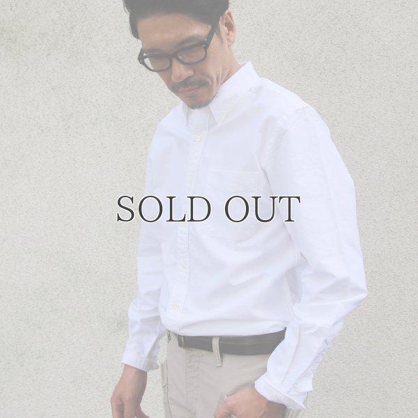 画像2: SONTAKU【ソンタク】/ 洗いざらしOxford-BDシャツ(893HD99293)【MADE IN JAPAN】『日本製』