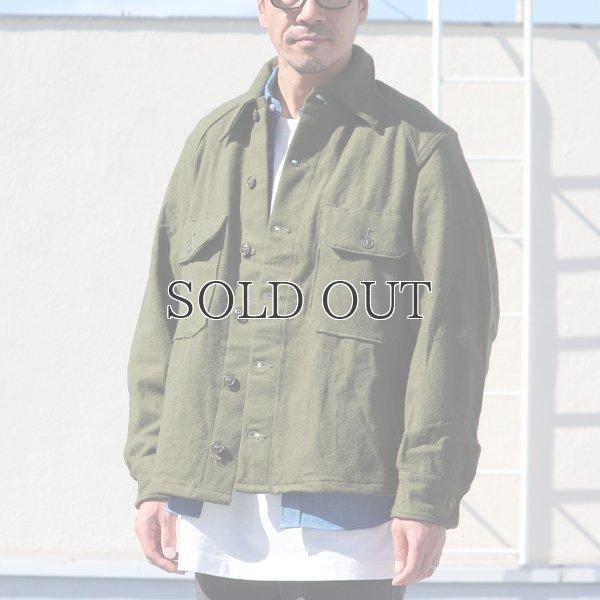 画像2: DEAD STOCK / 50s US Army Korea Wool Shirts(50年代 US ミリタリー コリアウール シャツ)