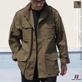 DEAD STOCK / 50's French Military M-47 JACKET(フランス軍 50年代【前期】 M47 フィールドジャケット)