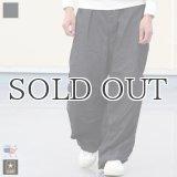 DEAD STOCK / U.S.Army Snow Camo Pants Medium-Short /Regular 後染め/Rebuild(貫通ポケット箇所ポケット袋作成)【送料無料】