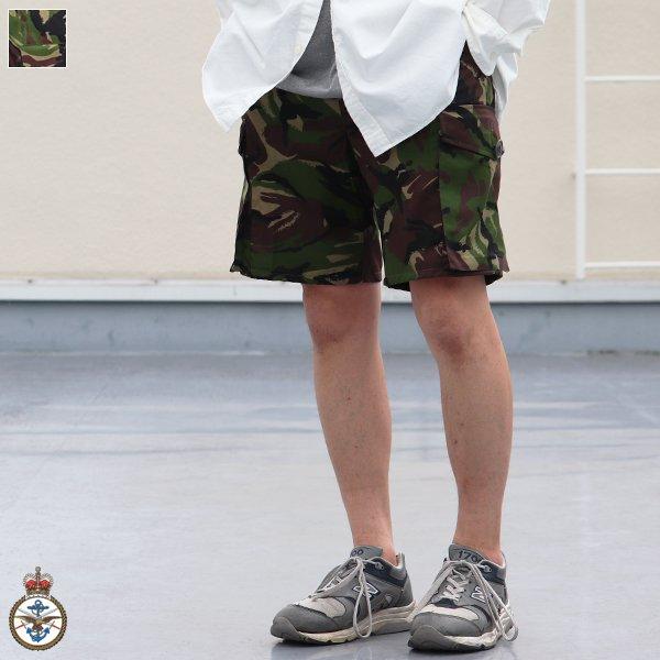 画像1: DEAD STOCK / BRITISH ARMY DPM CAMO Lightweight Cargo Shorts(イギリス軍DPMカモ ライトウェイトカーゴショーツ)/ デッドストック