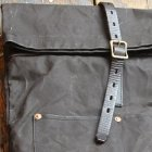 More photos2: CANVAS×LEATHER ROLLTOP Rucksack[VS-205P]【MADE IN JAPAN】『日本製』【送料無料】  / vasco【一部ご予約・9月中旬予定】