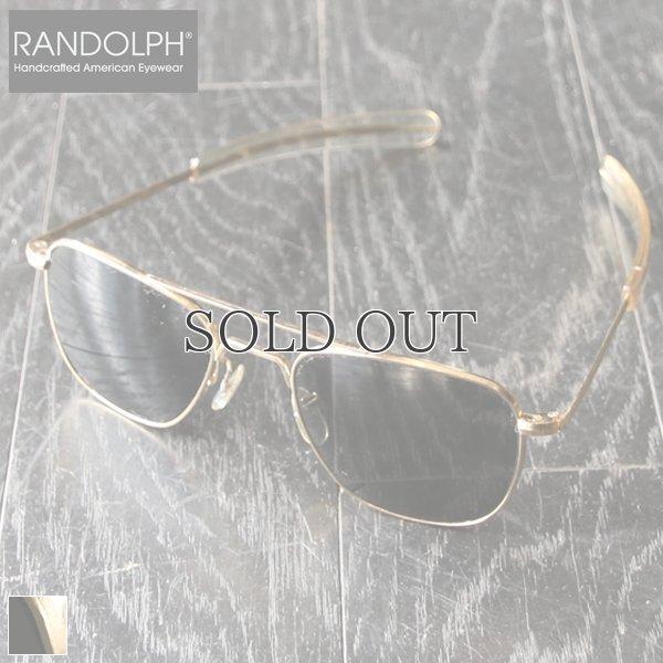 画像1: RANDOLPH ENGINEERING(ランドルフ エンジニアリング)ミリタリーサングラス-Narrow-【MADE IN U.S.A】『米国製』 / RANDOLPH ENGINEERING