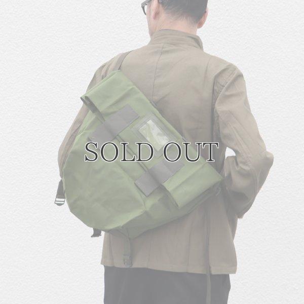 画像2: DEADSTOCK/ Danish Army 80'sMessenger Bag(デンマーク軍ナイロン2Wayメッセンジャーバッグ