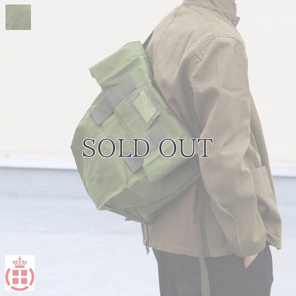 画像1: DEADSTOCK/ Danish Army 80'sMessenger Bag(デンマーク軍ナイロン2Wayメッセンジャーバッグ