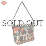 Day of the dead cotton stencil purses / El Paso SADDLEBLANKET【ご予約商品・7月上旬〜中旬入荷予定】